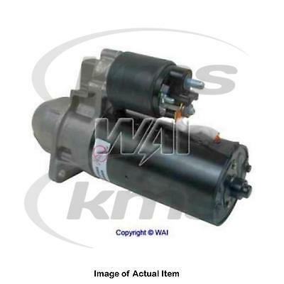 New Genuine WAI Starter Motor 17237N Top Quality 2yrs No Quibble Warranty