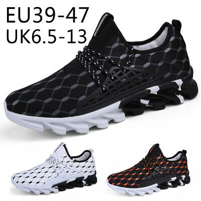 Comfy Running Trainers Sneakers Walking Gym Casual Athletic Sport Shoe for Men