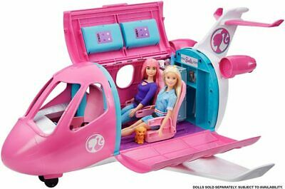 Barbie Dreamplane Playset with Accessories GDG76