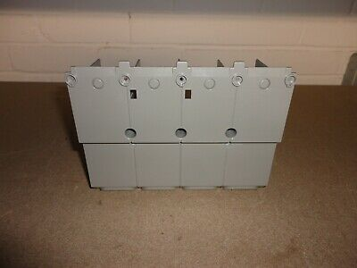SCHNEIDER ELECTRIC - 2 long term shields - 4 P - for NS400.630 - Part No: 32565