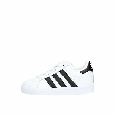 adidas bianche in pelle