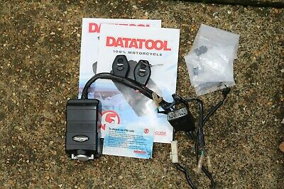 Datatool Triumph Cat 1 Alarm, Pulg And Play