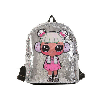 Toddlers Girls bag Girls Backpack Girls bag Shiny Purse Backpack Stylish