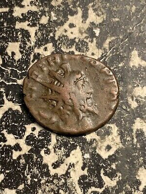 Unidentified Ancient Roman Rome Bronze Coin Lot#A676 You ID! ~19mm