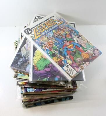 Approx 40 Mixed DC Comics of Different Characters FNQHobbys CM04