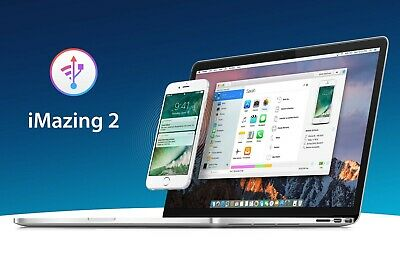 iMazing 2 - Complete iOS device manage|v 2.10.4|Digital download|Lifetime|MAC