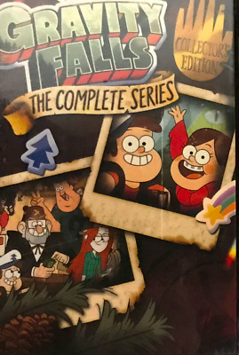 Gravity Falls: The Complete Series Collector's Edition (DVD)