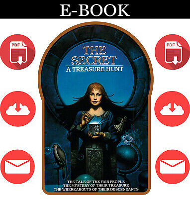 The Secret: A Treasure Hunt by Byron Preiss ✔️ [P.D,F]  ✔️ fast delivery