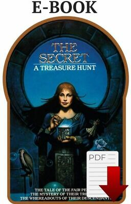 The Secret: A Treasure Hunt by Byron Preiss ( P.D,F ) ✔️ instant delivery ✔️