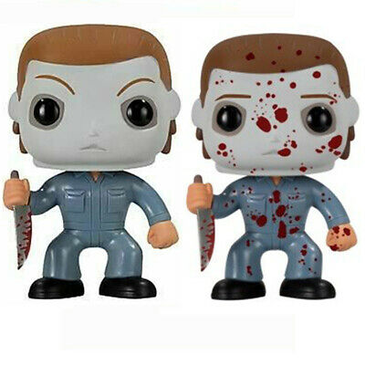 Funko Hot Pop Movies Holloween Michael Myers Vinyl Action Figure Collectible Toy