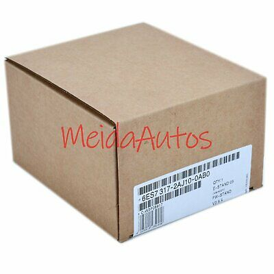 New in box Siemens 6ES7 317-2AJ10-0AB0 6ES7317-2AJ10-0AB0 One year warranty
