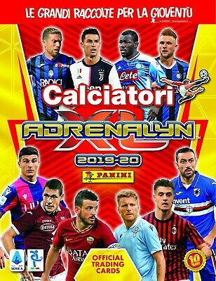 CALCIATORI ADRENALYN 2019/2020 - TOP PLAYER e LIMITED EDITION e SPECIALI