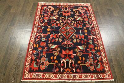 Traditional Antique 100% Handmade Rugs Oriental Carpets 150 X 110 CM