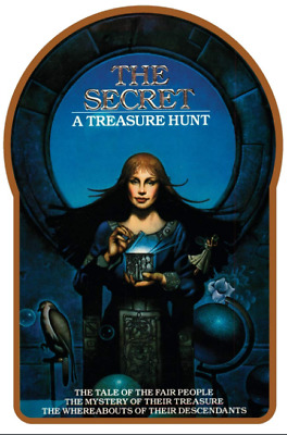 The Secret: A Treasure Hunt by Byron Preiss [ P-D-F By E-maiL ]
