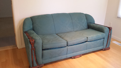 Antique Sofa And Side Chair