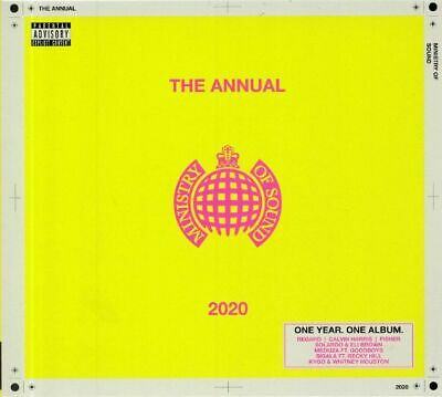 VARIOUS - The Annual 2020 - CD (mixed 2xCD)