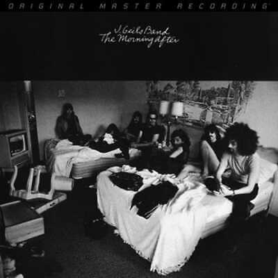 J. Geils Band - The Morning After 180g MoFi LP Limited Numbered Edition