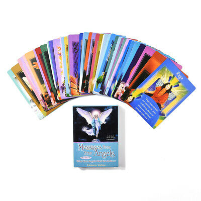 44Pcs/Set Messages From Your Angels Oracle Cards by Doreen Virtue Tarot Magic
