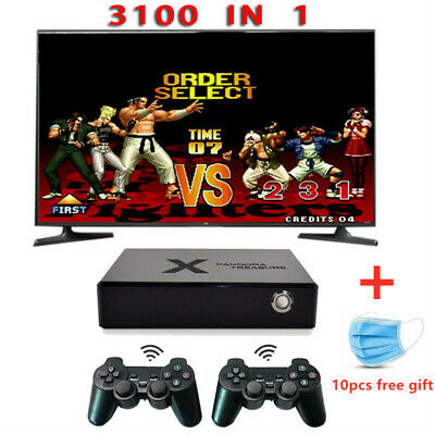 Pandora's Box 9 Retro Video Arcade Game Console for TV PC PS3 Double Sticks KOF