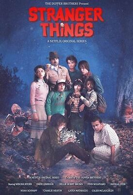 Stranger Things Stagione 3 Serie Completa Originale In Italiano Dvd