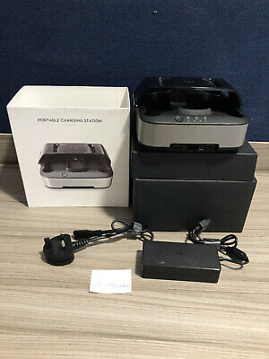 DJI Spark charging station (portable, 5000mAh), used, charges three batteries