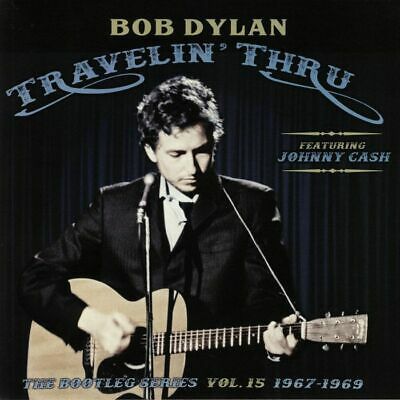 DYLAN, Bob - Travelin' Thru The Bootleg Series Vol 15 1967-1969 - Vinyl (3xLP)
