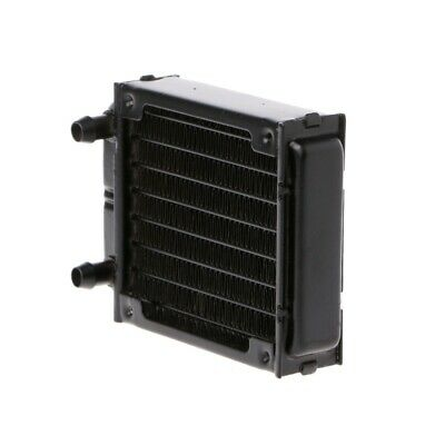 Aluminum 80mm Radiator Water Cooling Coolers for CPU Heatsink Computers PC Fans
