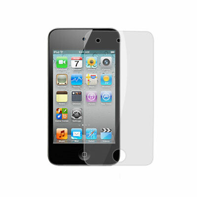 Anti Dust Screen Protector Clear Guard for iPod Touch 4