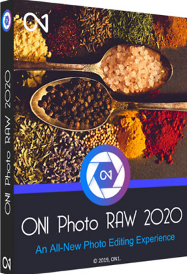 ON1 Photo RAW 2020 for windows & mac