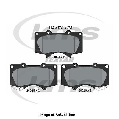 OE Quality Brand New Brake Pad set 21886-12 Months Warranty!