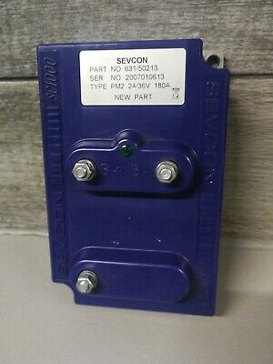 Sevcon Driving Controller Sevcon sci000 no 631/50213 forklift bike vehicle used