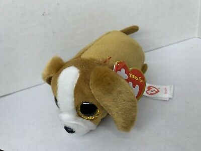 "TY Beanie Boos Teeny Tys 4/"" PRINCE Husky Dog Stackable Plush Stuffed Animal Toy"