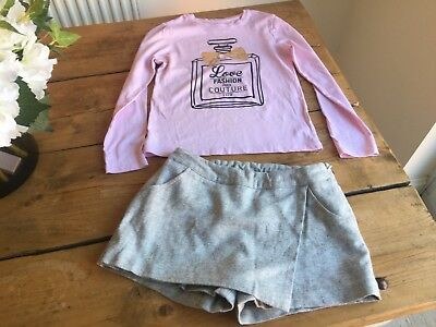 Girls Outfit 10-11 Yrs Next