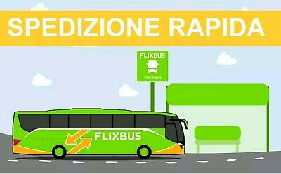 #10x1Flixbus 3€ Coupon/Sconto/Kupon Buono valid until 22/12 NO Minium-No Minimo