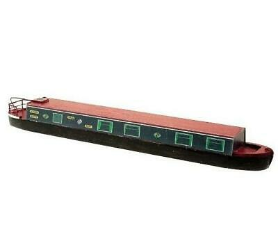 Craftline Models Silsden Boats Cruiser Stern Holiday Narrow Boat OO Gauge SIL56