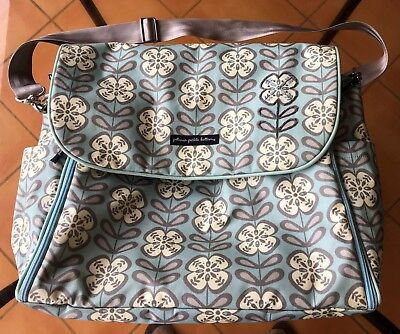 Petunia Pickle Bottom Large Heavy-Duty Diaper Bag / Backpack ++ Great Item! ++