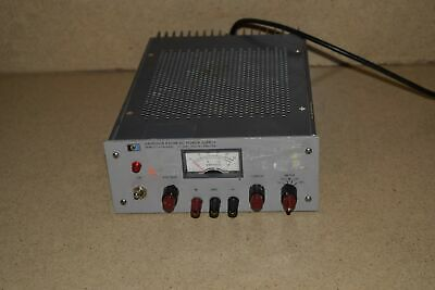 Hp Hewlett Packard 6200B Dc Power Supply