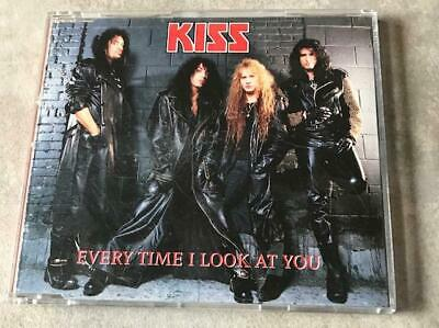 Kiss Every Time I Look At You 3 Track Cd Single From Germany