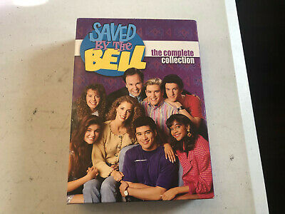 Saved by the Bell: The Complete Collection DVD NO HAWAIIAN WEDDING DISC GREAT