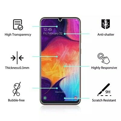 For Samsung A90 5G Premium Quality Gorillatempered Glass Screen Protector