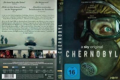 Chernobyl Mini Serie Originale In Italiano Dvd Serie Completa