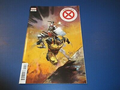 Powers of X #1 Huddleston Variant Cover NM Gem Hot Title Wow