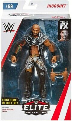 WWE ELITE COLLECTION SERIES 69 Action Figure RICOCHET NEW HTF