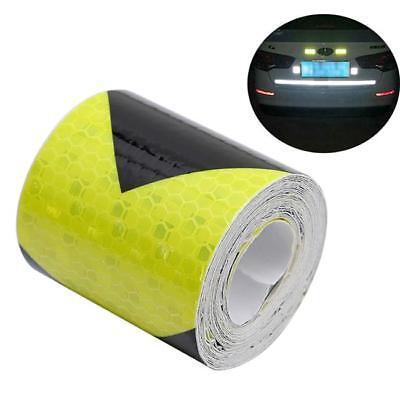 Multicolor Reflective Safety Warning Conspicuity Tape Roll Film Sticker CZ