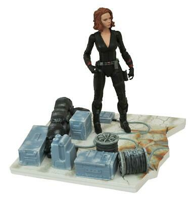 """Avengers Age Of Ultron Marvel Choix 7 """" Action Figurine Black Widow"""