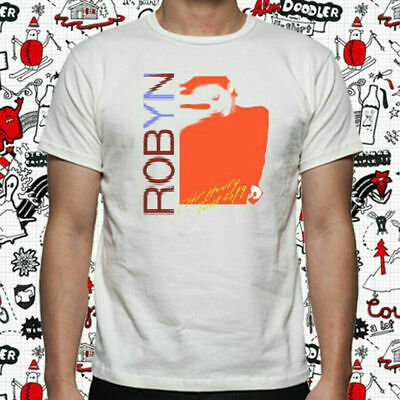 New 2000 ! Robyn The Honey Tour Date 2019 T SHIRT SIZE S-3XL