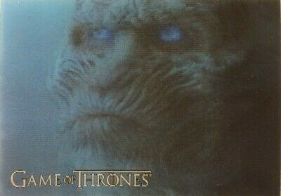 2019 RITTENHOUSE GAME OF THRONES INFLEXIONS Lenticular Motion Card L20 Face of D