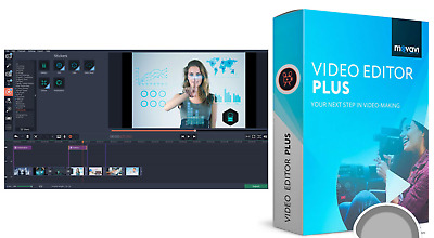 Movavi Video Editor Plus 2020✔️ LATEST Version For Windows 🔥 Fast Delivery✔️