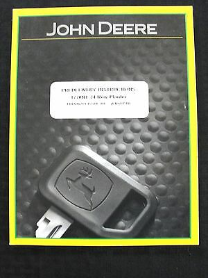 John Deere 1770Nt 24-Row Planter Predelivery Assembly Instruction Manual