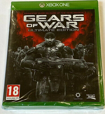 Microsoft Xbox One - Game Gears Of War Ultimate Edition - NEW AND SEALED